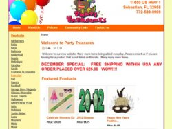 Party Treasures