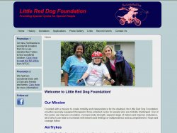 The Little Red Dog Foundation