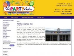 Party Center Oxford